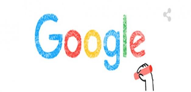 Google logosu tarihi